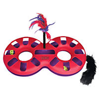 KONG Figure Eight Track Cat Toy