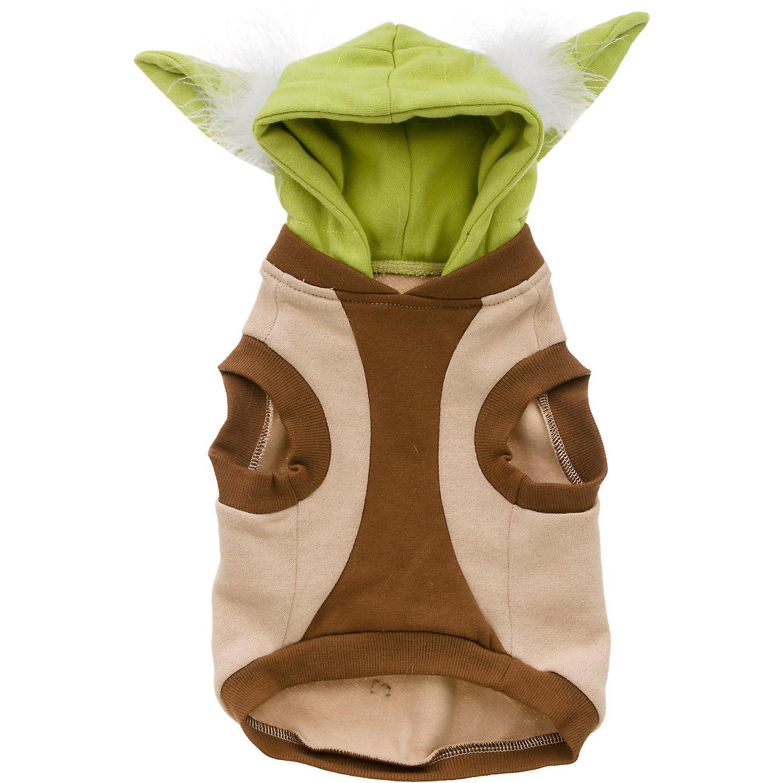 STAR WARS Yoda Dog Hoodie, Medium ()