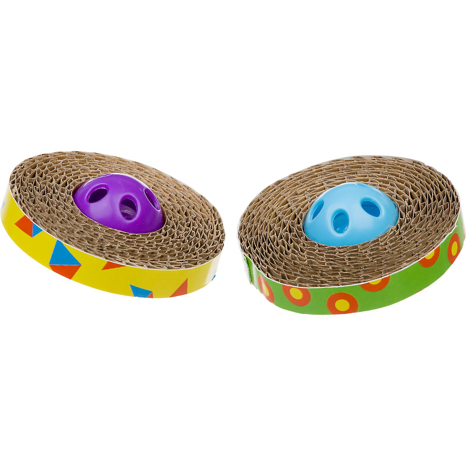 Petstages Spin & Scratch Cat Toy