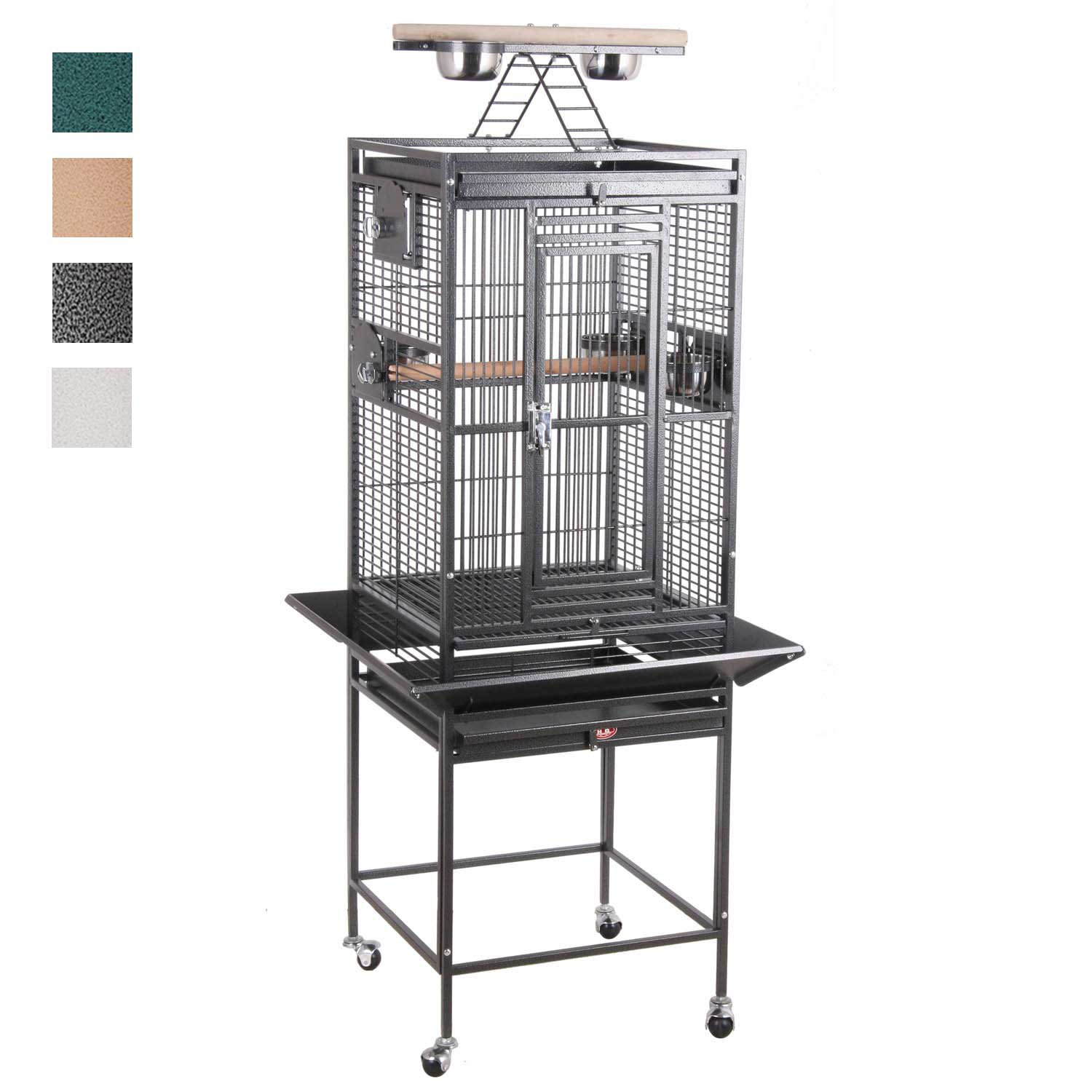 HQ Play Top Bird Cage in Beige