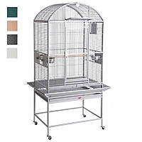 HQ Dome Top Bird Cage in Black