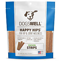 Dogswell Happy Hips Chicken Strips Dog Treats