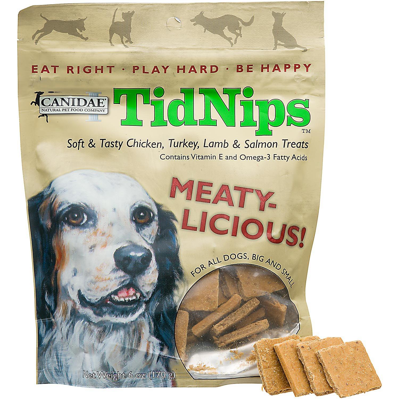 Canidae TidNips Meaty-Licious Dog Treats