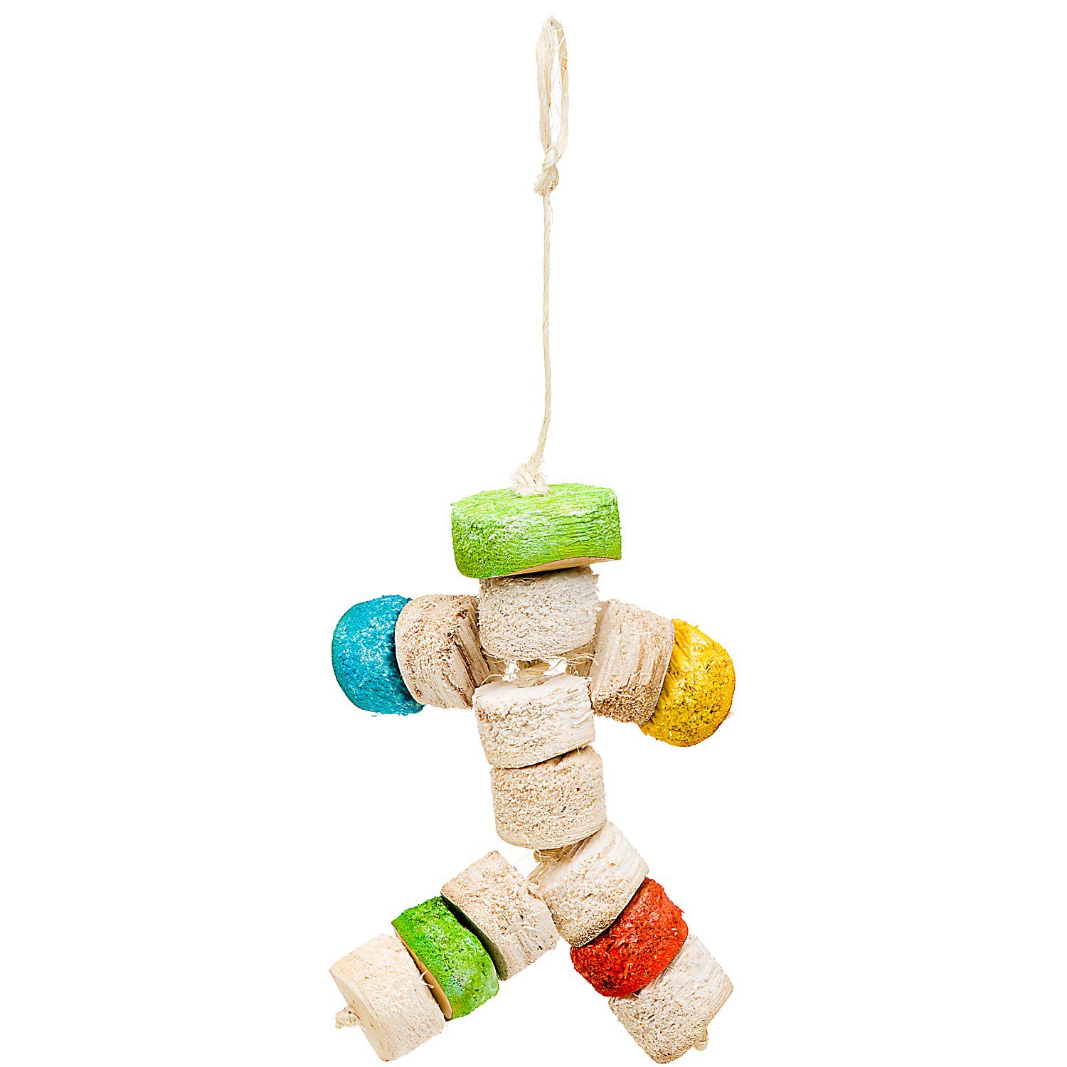 Wesco Bird Kabob Bird Toy