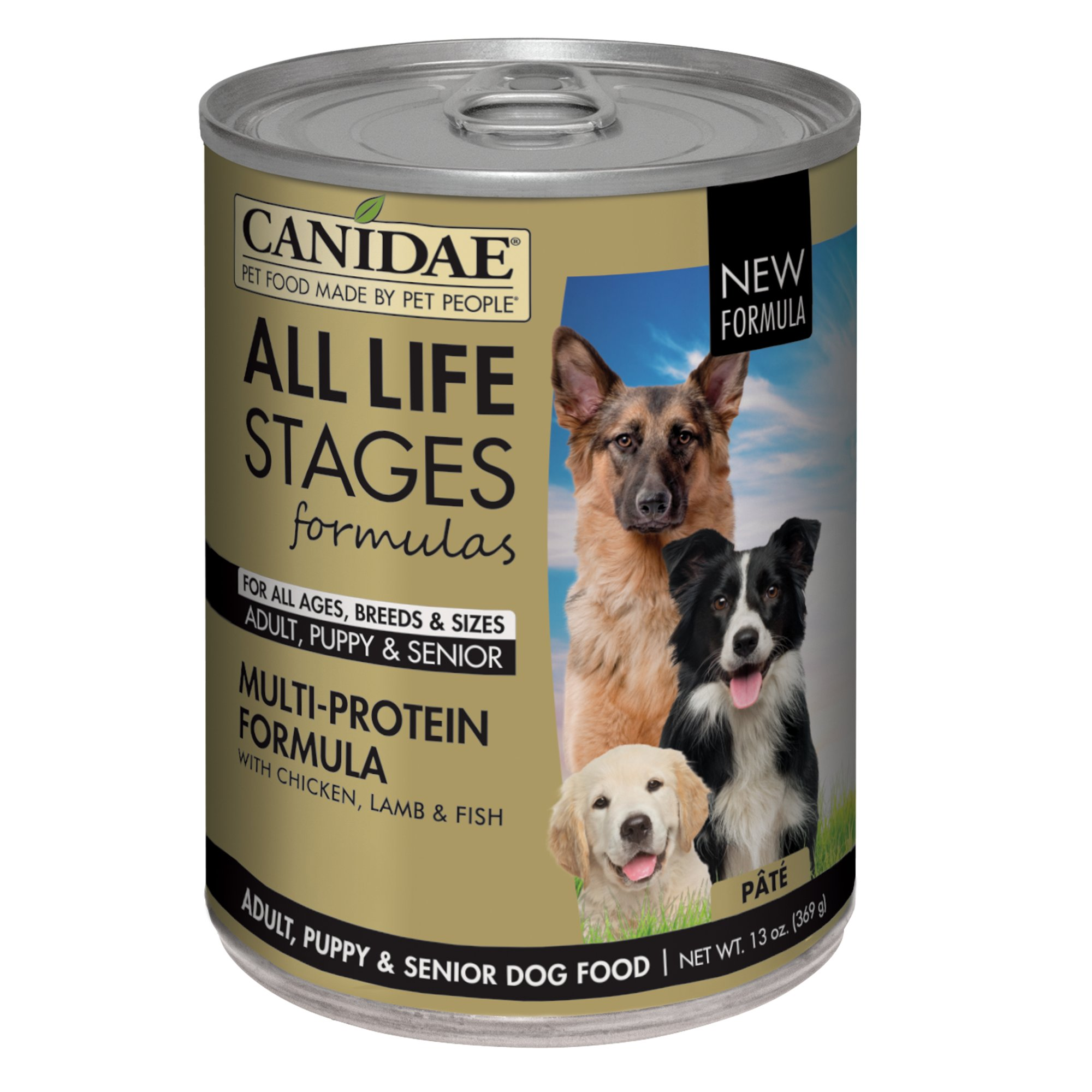 Canidae Life Stages All Life Stages Canned Dog Food, Chicken, Lamb & Fish