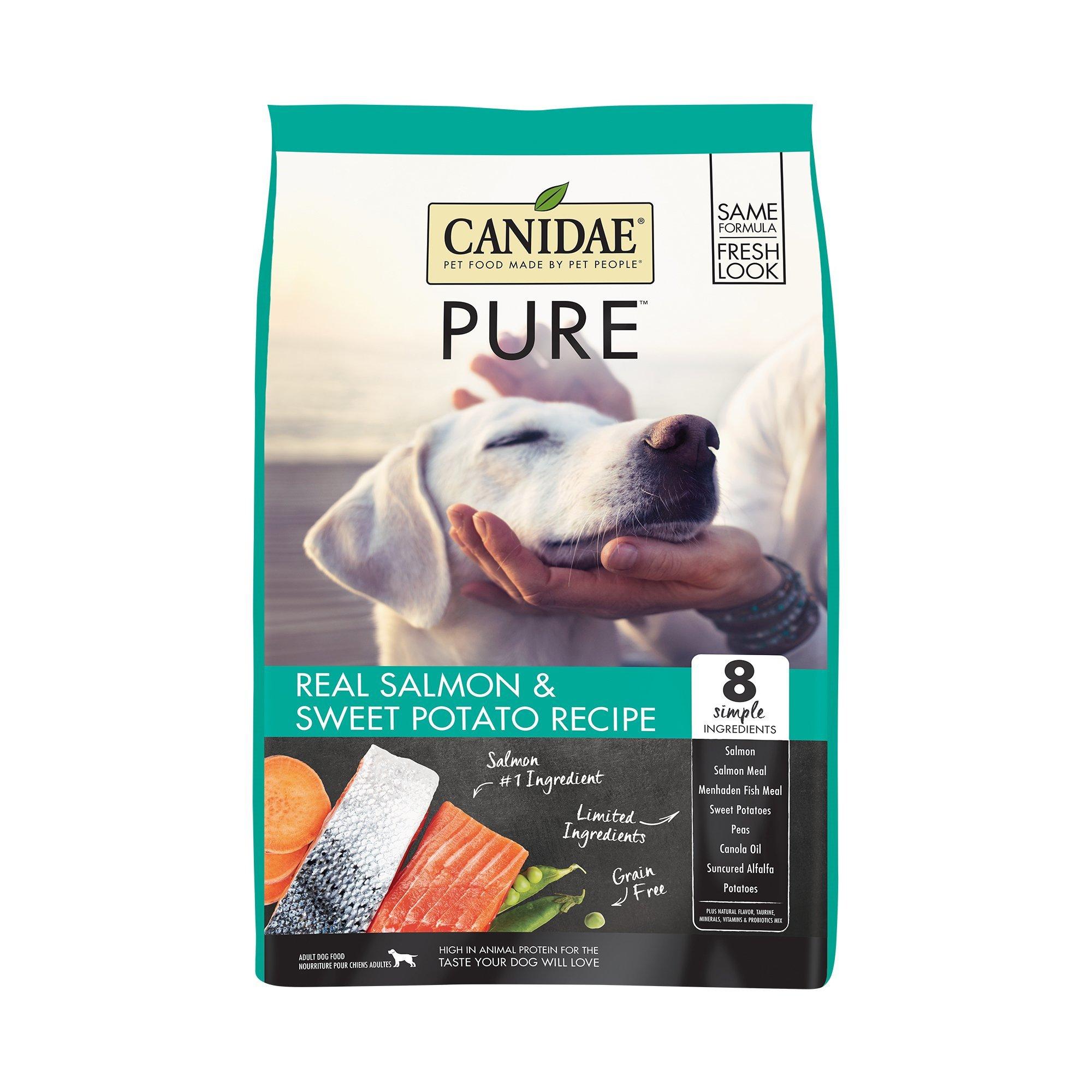 Canidae Grain Free Pure Sea Adult Dog Food