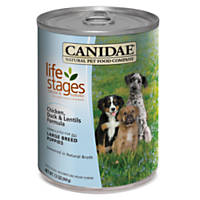 Canidae Life Stages Large Breed Puppies Chicken, Duck & Lentils Canned Dog Food