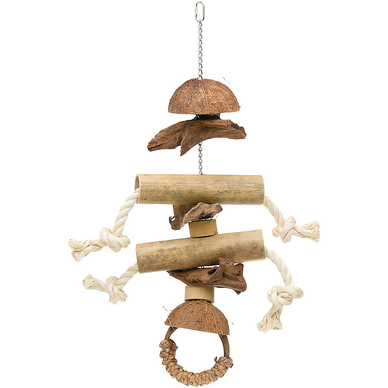 Prevue Hendryx Naturals Gorilla Bird Toy