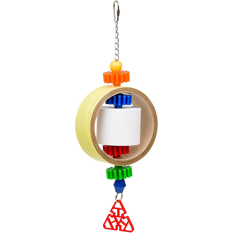 Super Bird Creations Tape Dispenser Bird Toy