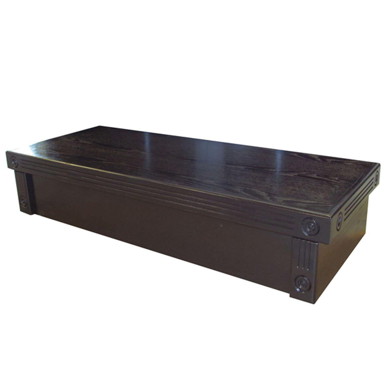 R&J Enterprises 48X18 Black Oak Empire Series 75/90/110 Canopy