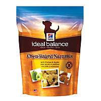 Hill's Ideal Balance Oven-Baked Naturals Chicken & Apple Dog Treats