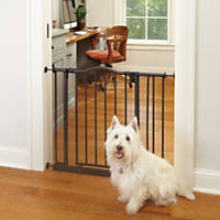 North States Windsor Arch Pet Bronze Gate