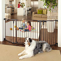 My Pet Deluxe Decor Pet Gate
