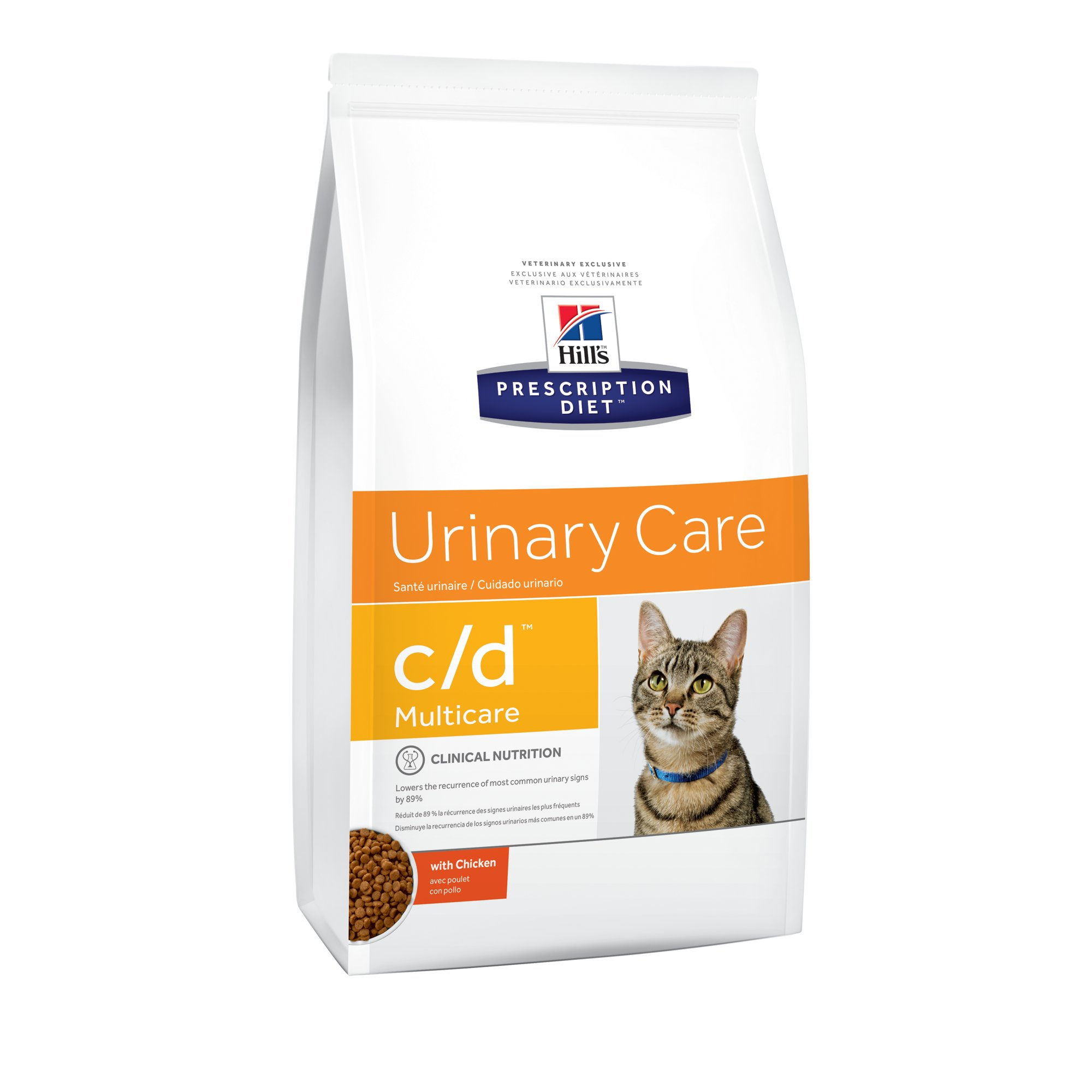 Hills Prescription Urinary Care Cd Cat Food