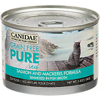 Canidae Grain Free Pure Sea Salmon & Mackerel Canned Cat Food