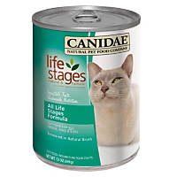 Canidae Life Stages All Life Stages Chicken, Turkey, Lamb & Fish Canned Cat Food