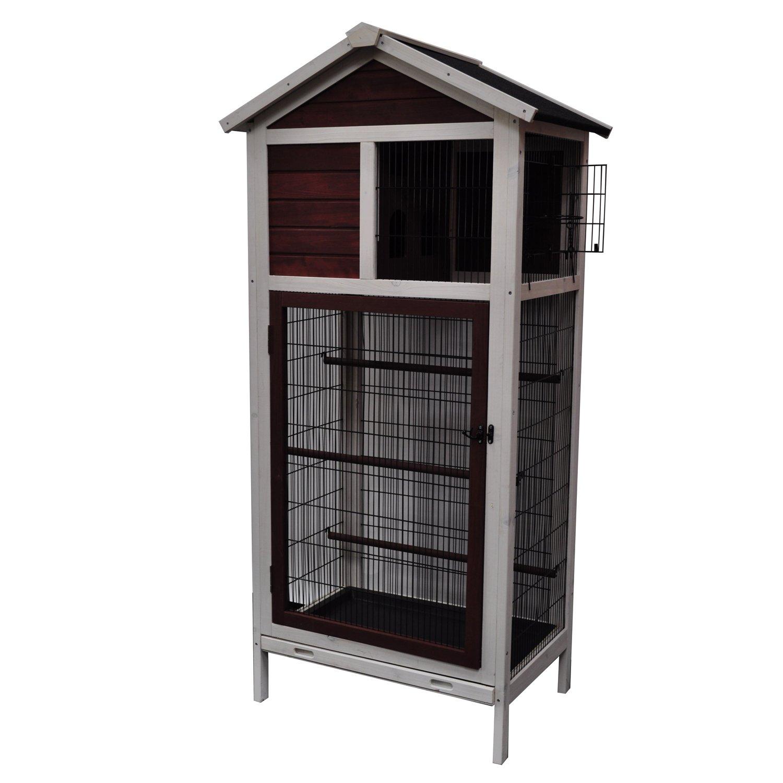 Advantek Georgian Manor Aviary Bird Cage