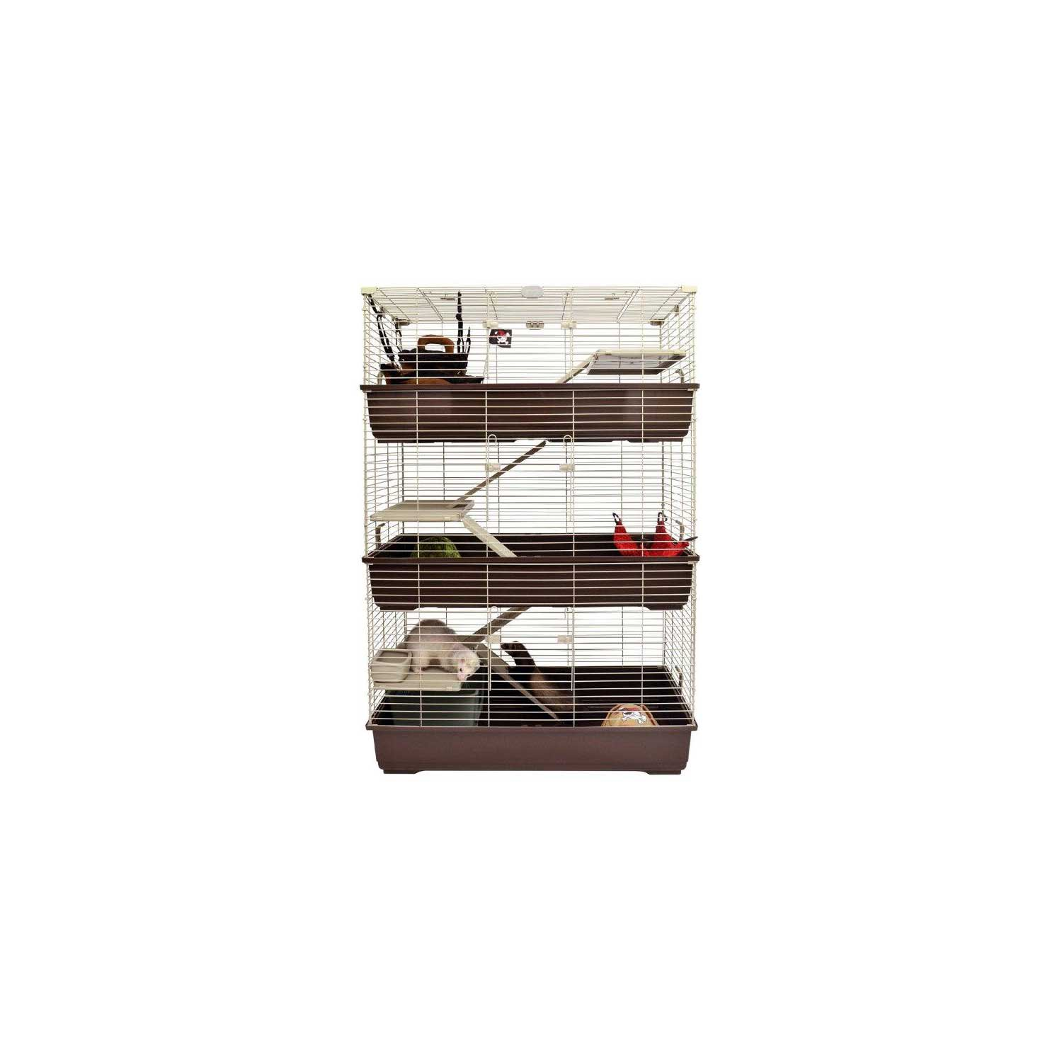 Marshall Pet Products Townhouse II Add-A-Story Ferret Cage