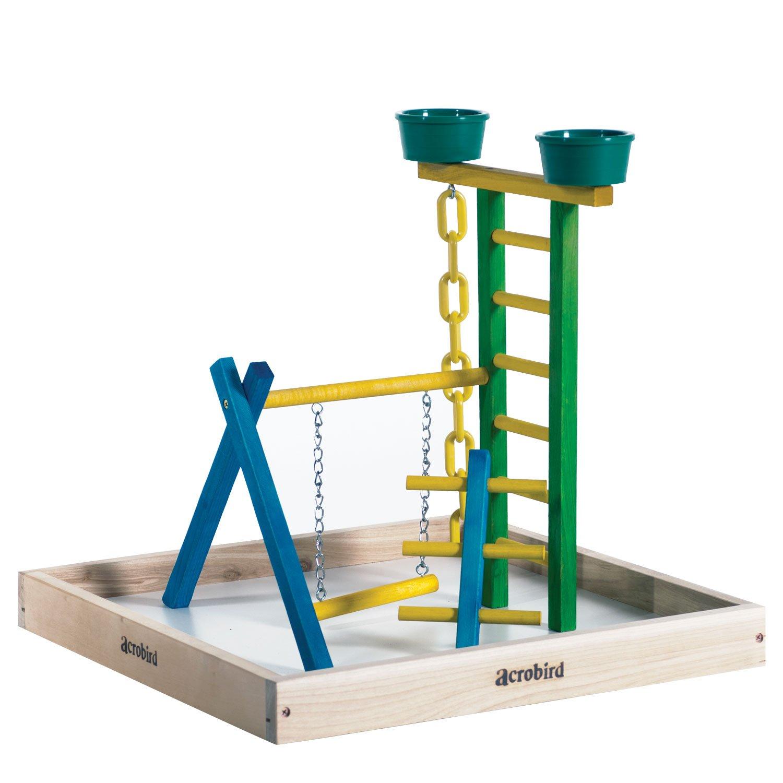 Caitec Acrobird Small Bird Playground