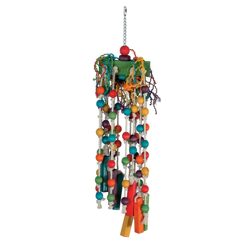 Caitec Push Pull Bird Toy