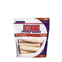 KONG Double Chews Rawhide Retreiver Rolls Dog Chews