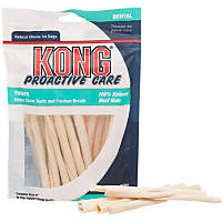 KONG Proactive Care Dental Rawhide Dog Chews