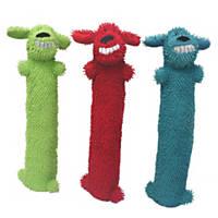 Multipet Crew Cut Loofa Dog Toy