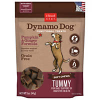 Cloud Star Dynamo Dog Tummy Pumpkin & Ginger Dog Treats