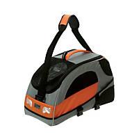 Pet Ego Sport Wagon Bag Pet Carrier in Orange & Silver