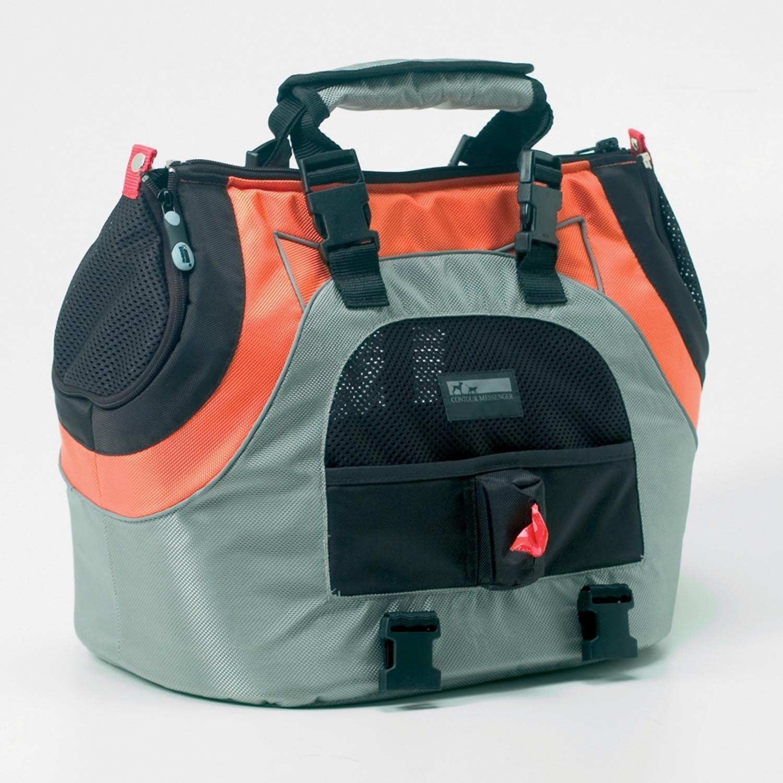 Pet Ego Universal Sport Bag Plus Waste Bag Dispenser Pet Carrier