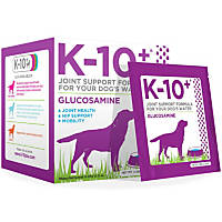 K-10 Plus Glucosamine Dog Supplement