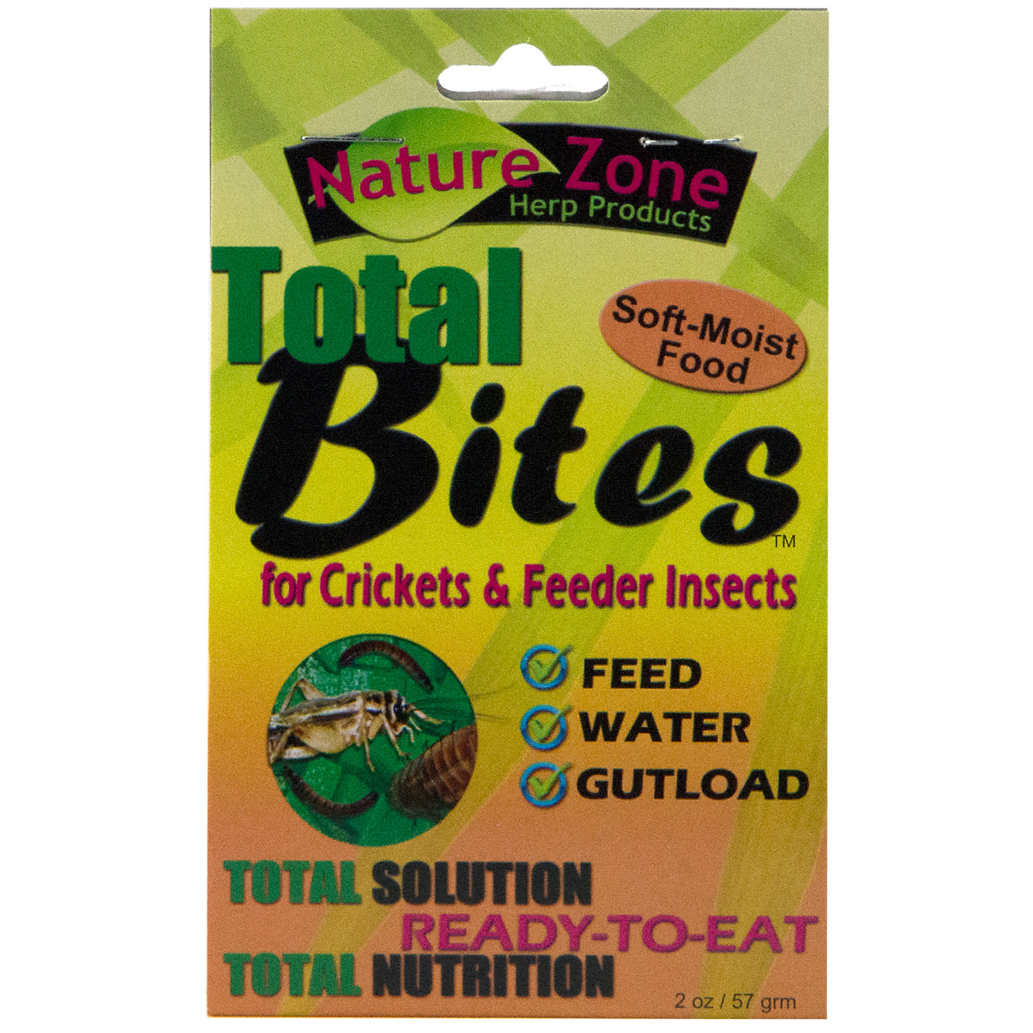Nature Zone Total Bites for Crickets