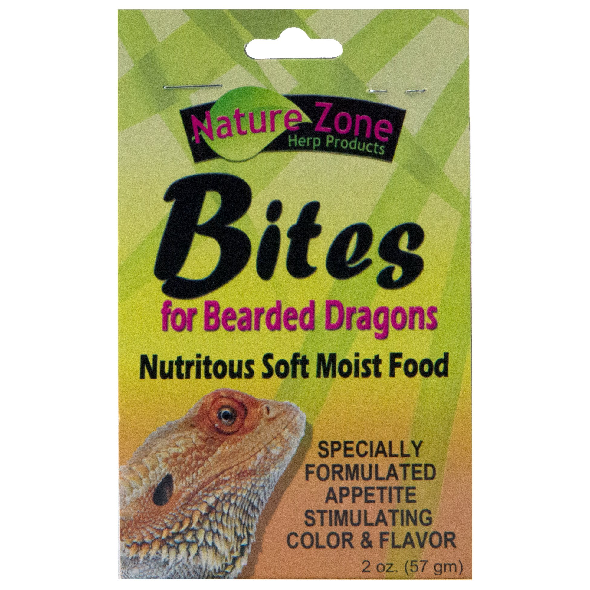 Nature Zone Bites for Bearded Dragons