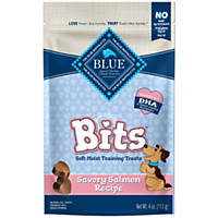 Blue Buffalo Blue Bits Salmon Dog Training Treats