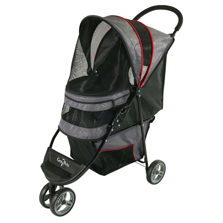Gen7Pets Regal Pet Stroller in Gray