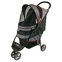 Gen7Pets Regal Plus Pet Stroller in Gray