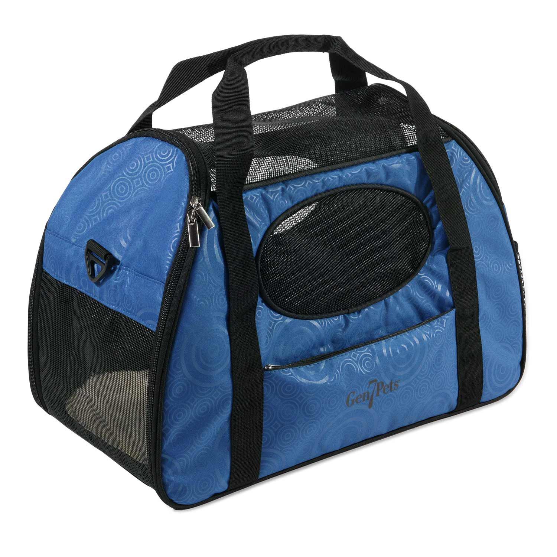 Gen7Pets Carry-Me Fashion Pet Carrier in Blue