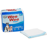 Wee-Wee Puppy Pads, 30 count 22 L X 23 W