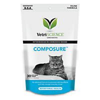 Vetri-Science Composure Feline Bite-Sized Chews