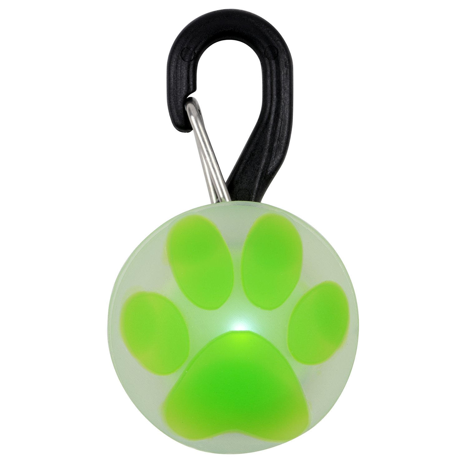 Nite Ize Innovation LED Lime Paw PetLit