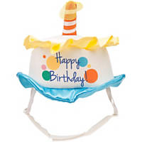 Petco Special Occasions Birthday Cake Dog Hat