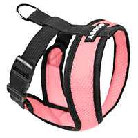 Gooby Choke Free Comfort X Soft Harness, Pink