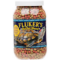 Fluker's Aquatic Turtle Buffet Blend Food
