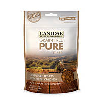 Canidae Grain Free Pure Taste with Fresh Chicken Cat Treats