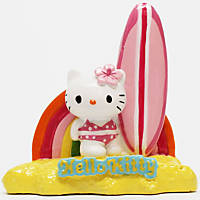 Hello Kitty Surfer Aquatic Ornament