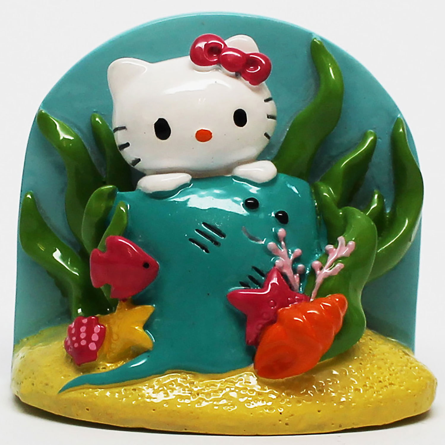 Hello Kitty Stingray Aquatic Ornament
