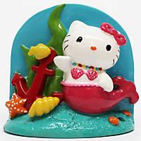 Hello Kitty Resin Aquarium Ornaments