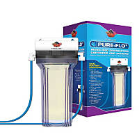Coralife Pure Flo II Reverse Osmosis Deionization Canister Add On, 6.5' L X 5.6' W X 13.5' H