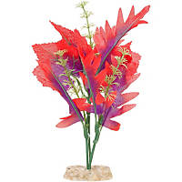 Petco Blossoming Silk Red Aquarium Plant