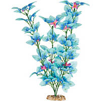 Petco Fiesta Silk Blue Aquarium Plant